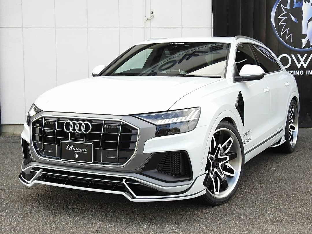 ROWEN Audi Q8
