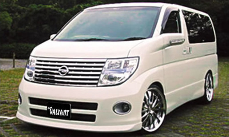 VARY VALIANT E51 ELGRAND Highway STAR (後期)