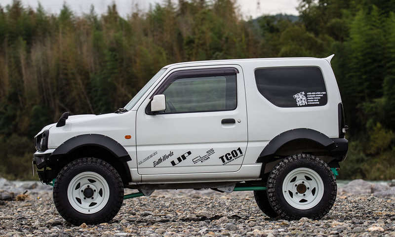 ESB CLS UP JB23W JIMNY