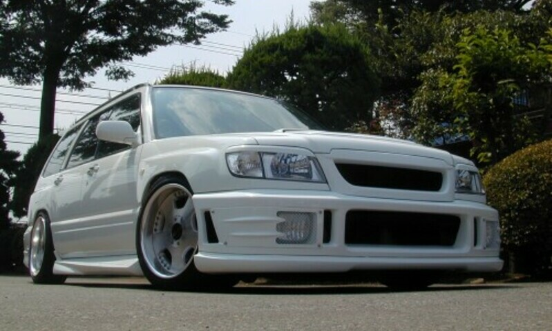 S-CRAFT(ないる屋)WRC'01 SF FORESTER