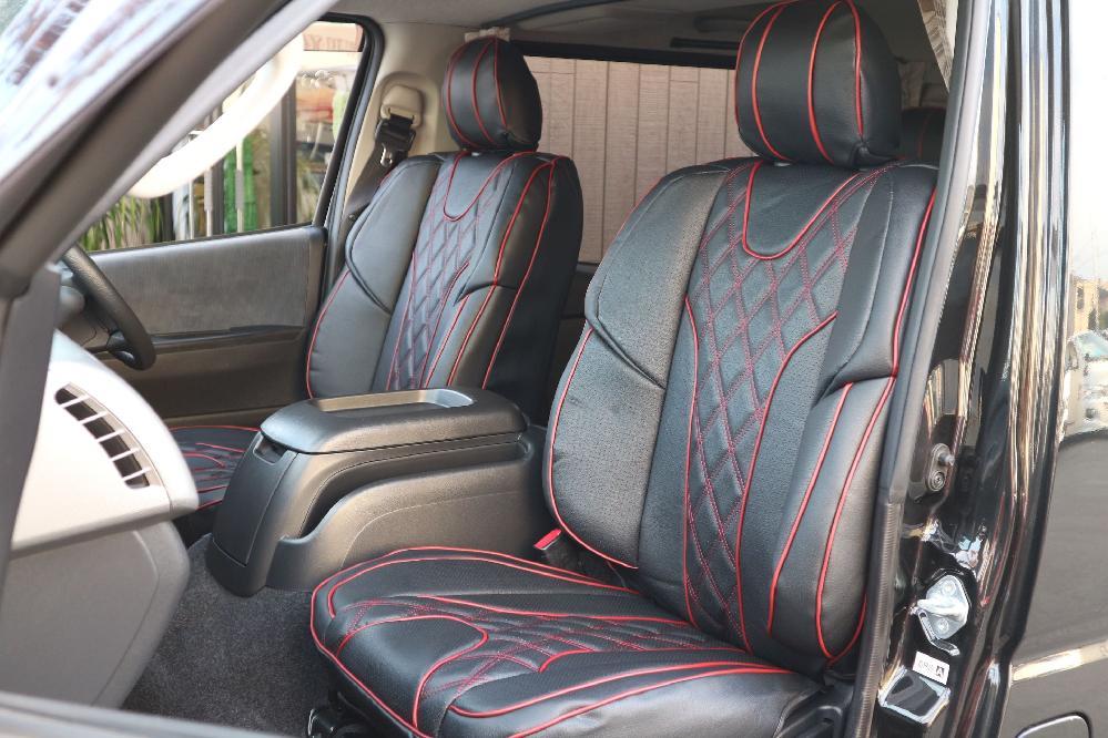 IFUU Industry IF-V8i 200系3型ハイエースバンS-GL ナローボディー 正規乗用車ワゴン登録8人乗り施工