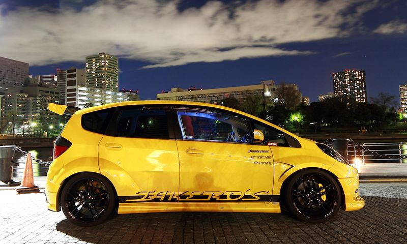 TAKERO'S FIT WIDE GE8 FIT RS