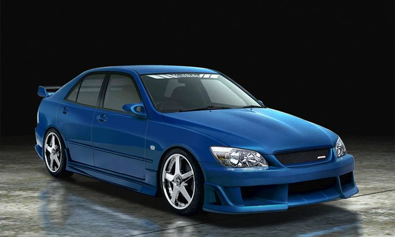 VeilSide RACING EDITION MODEL XE10 ALTEZZA