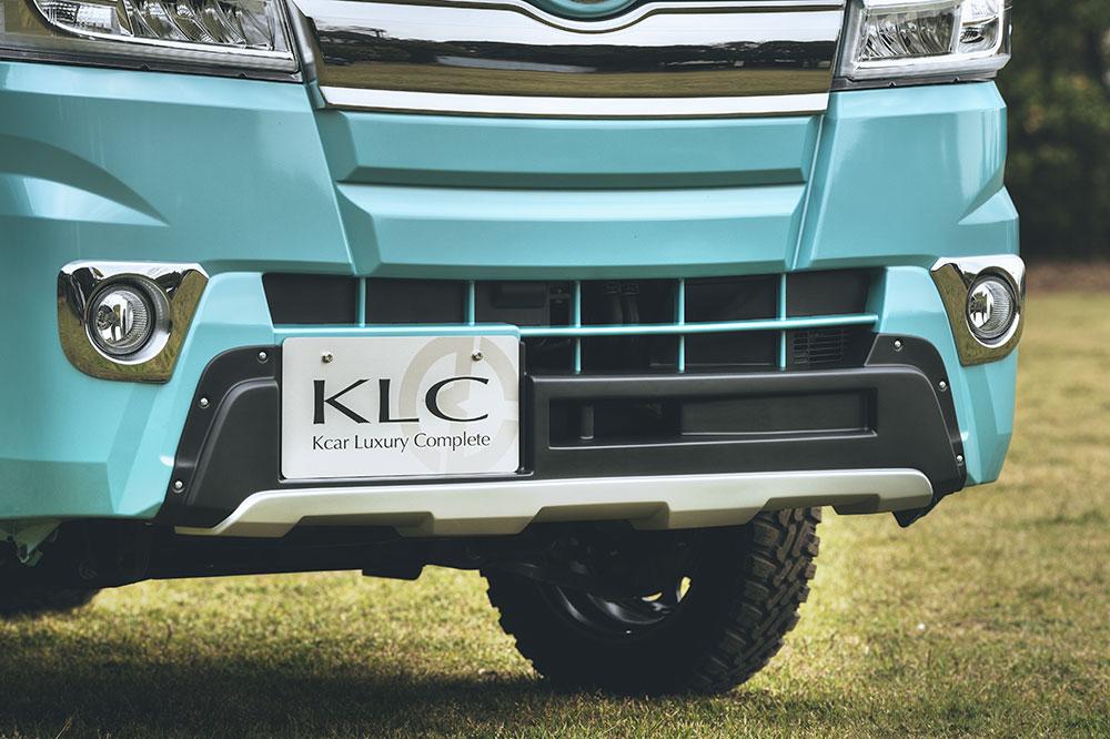 KLC オフビート(OFF BEAT) S500/510P ハイゼットジャンボ