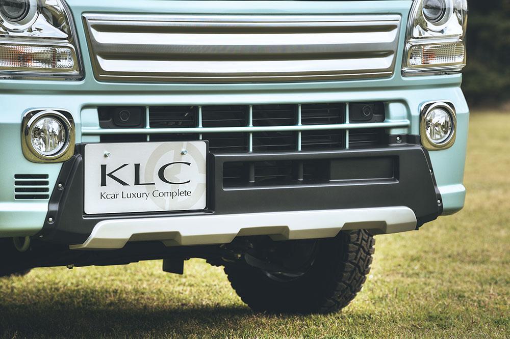 KLC オフビート(OFF BEAT) DA16T スーパーキャリイ