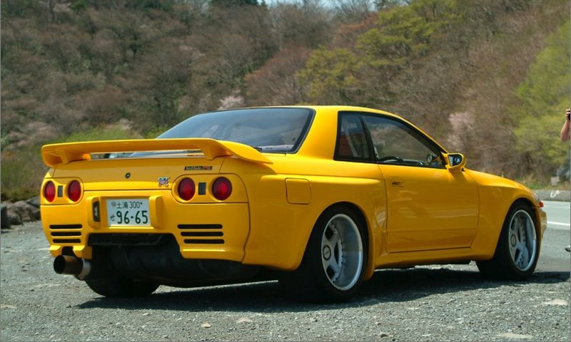 VeilSide E-Ⅲ MODEL BNR32 SKYLINE GT-R