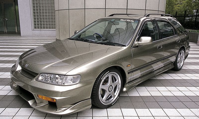 VeilSide EC-Ⅰ MODEL TYPE-A CE1 ACCORD WAGON