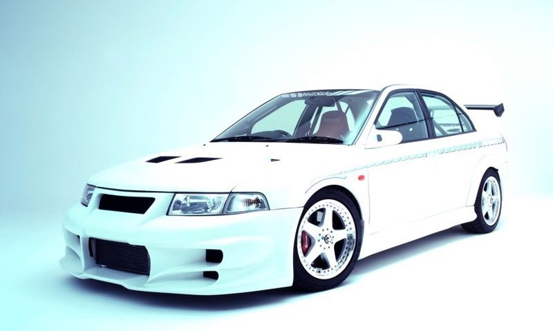 VeilSide EC-Ⅰ MODEL CP9A LANCER EVOLUTION Ⅵ