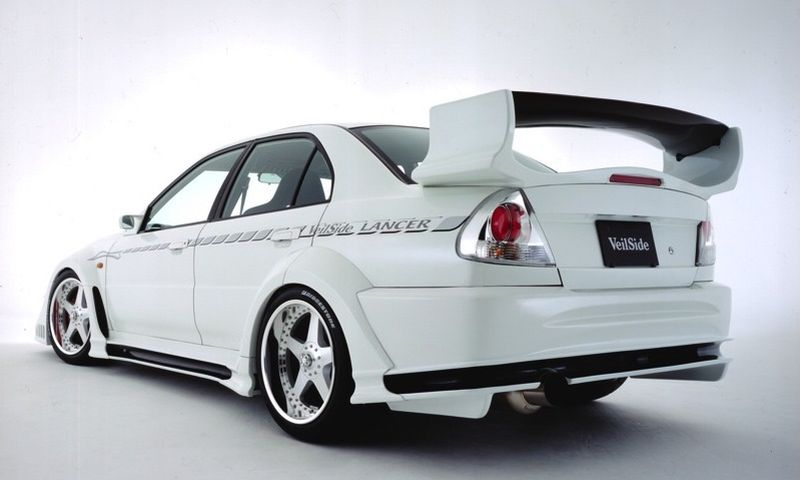 VeilSide DTM EVOLUTION CP9A LANCER EVOLUTION Ⅵ