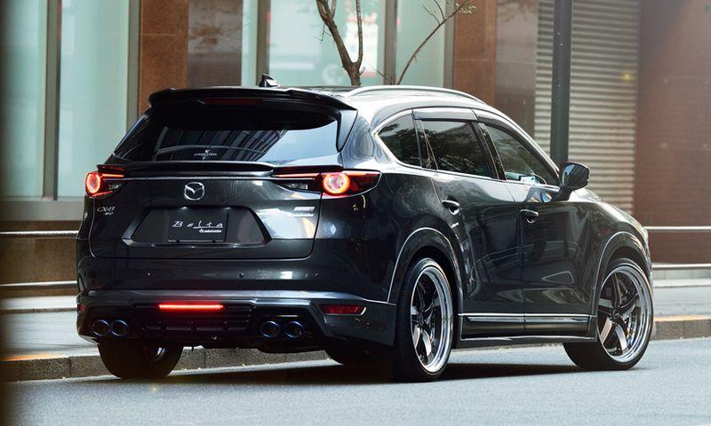 admiration BELTA SUV HALF KG# CX-8