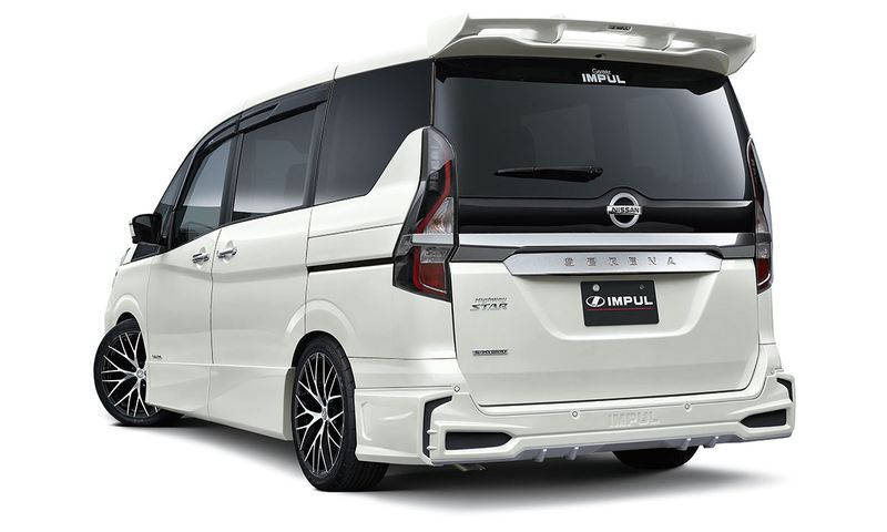 IMPUL C27 SERENA highway star (後期)