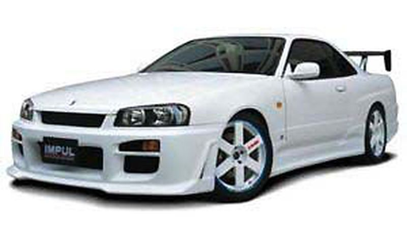 IMPUL 534S R34 SKYLINE COUPE