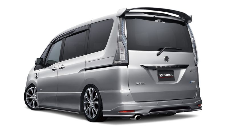 IMPUL Premium Version C26 SERENA Highway STAR (後期)
