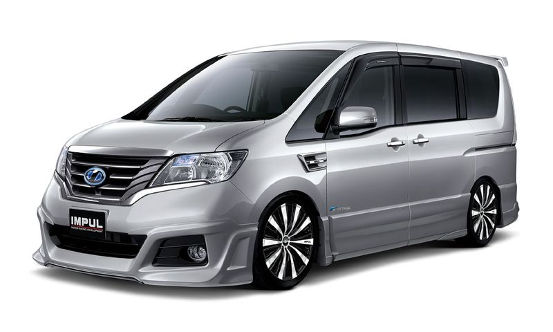 IMPUL C26 SERENA Highway STAR (前期)