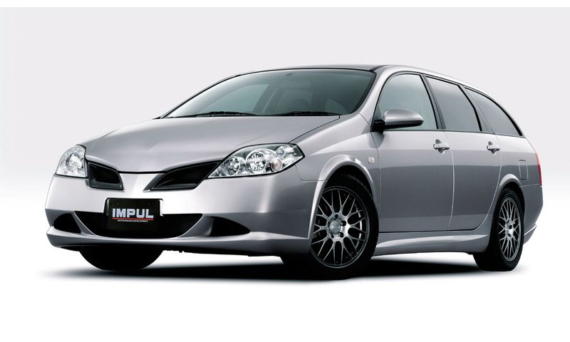 IMPUL 213W WP12 PRIMERA WAGON