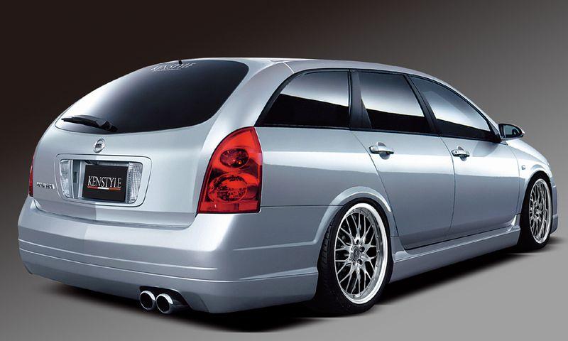 KENSTYLE EIK Bumper Type P12 PRIMERA WAGON