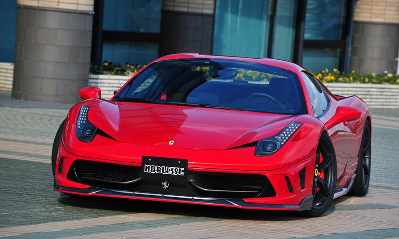フェラーリ - Ferrari -