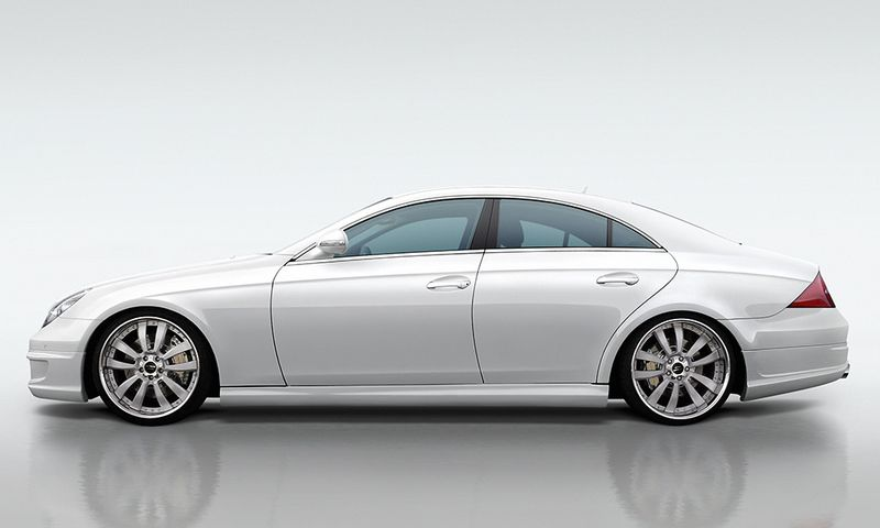 KENSTYLE ERSTEKLASSE CLS-Class Coupe C219