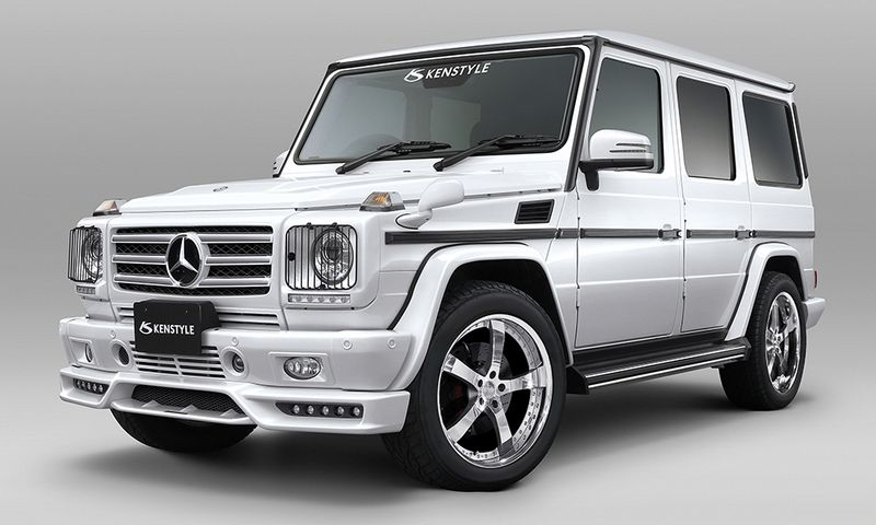 KENSTYLE FRP Ver. G-Class W463 (1990-2018)