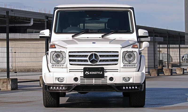 KENSTYLE CARBON Ver. G-Class W463 (1990-2018)