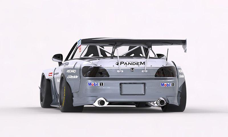 PANDEM AP1/2 S2000
