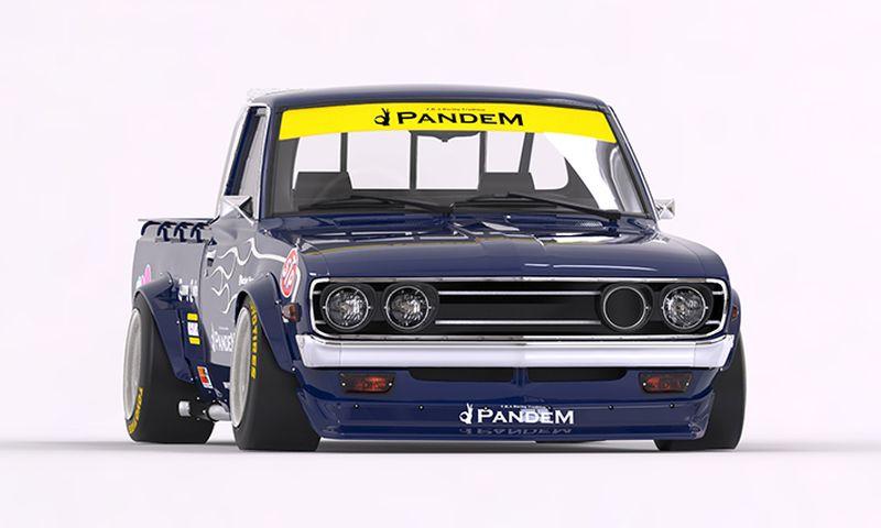 PANDEM 620 DATSUN TRUCK