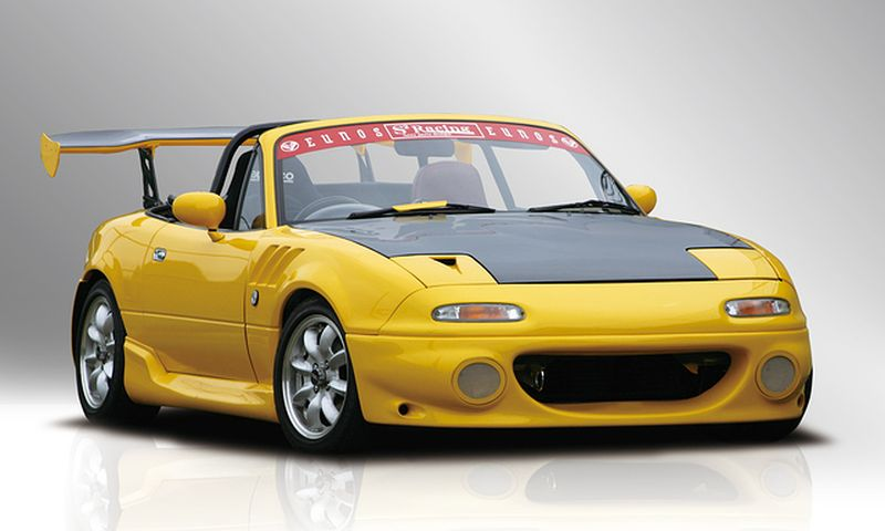 S2 RACING code name01-kai NA ROADSTER