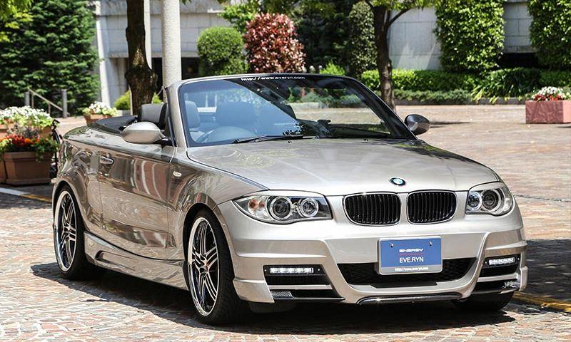 ENERGY MOTOR SPORT EVO88.1 BMW 1 Series Cabriolet E88