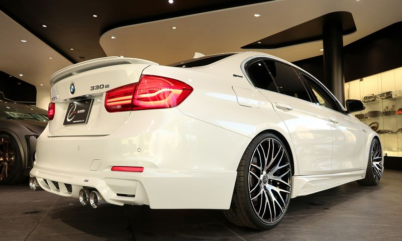 ENERGY MOTOR SPORT EVO30.2 BMW 3 Series Sedan F30 (後期)