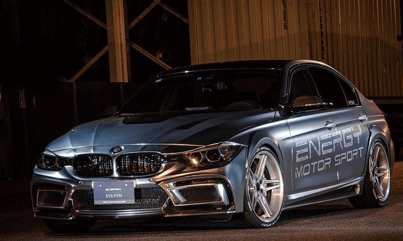 ENERGY MOTOR SPORT EVO30.1 BMW 3 Series Sedan F30 (前期)