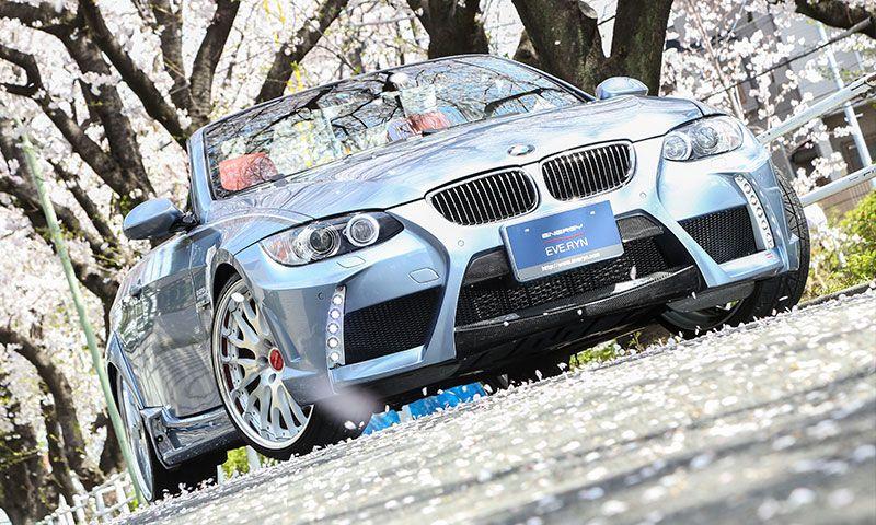 ENERGY MOTOR SPORT EVO93.1 BMW 3 Series Cabriolet E93 (前・中期)