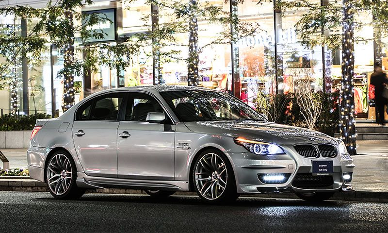 ENERGY MOTOR SPORT EVO60.3 BMW 5 Series Sedan E60