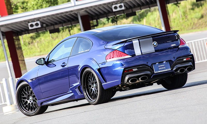 ENERGY MOTOR SPORT EVO63.1 BMW 6 Series Coupe E63