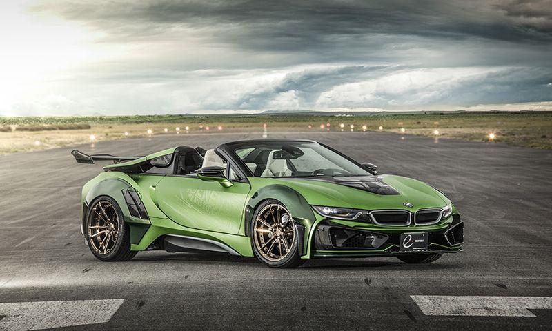 ENERGY MOTOR SPORT EVO i8s BMW i8 Roadster I15