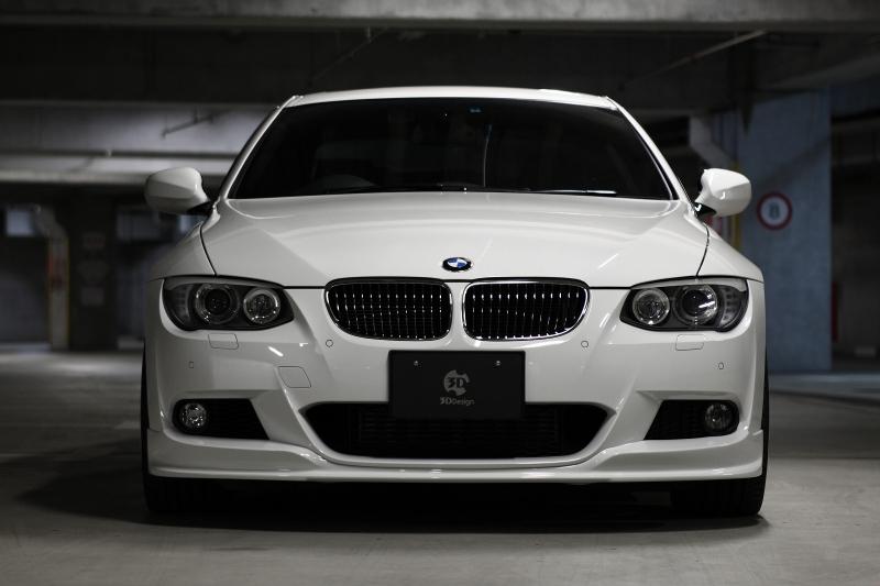 3D Design BMW 3 Series Cabriolet E93 M-Sport LCI (後期)