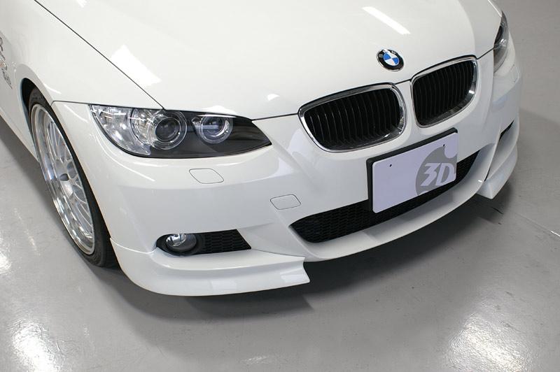 3D Design BMW 3 Series Coupe E92 M-Sport