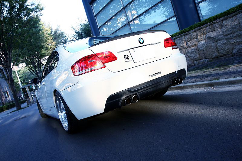 3D Design BMW 3 Series Coupe E93 M-Sport