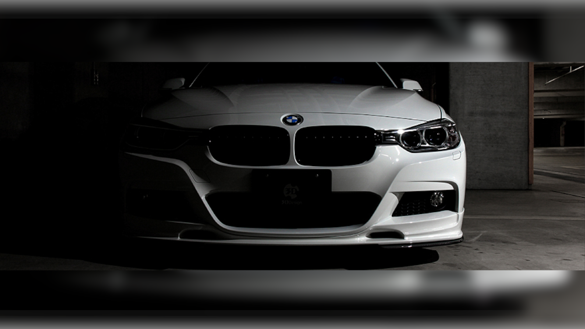 3D Design BMW 3 Series Touring F31 M-Sports