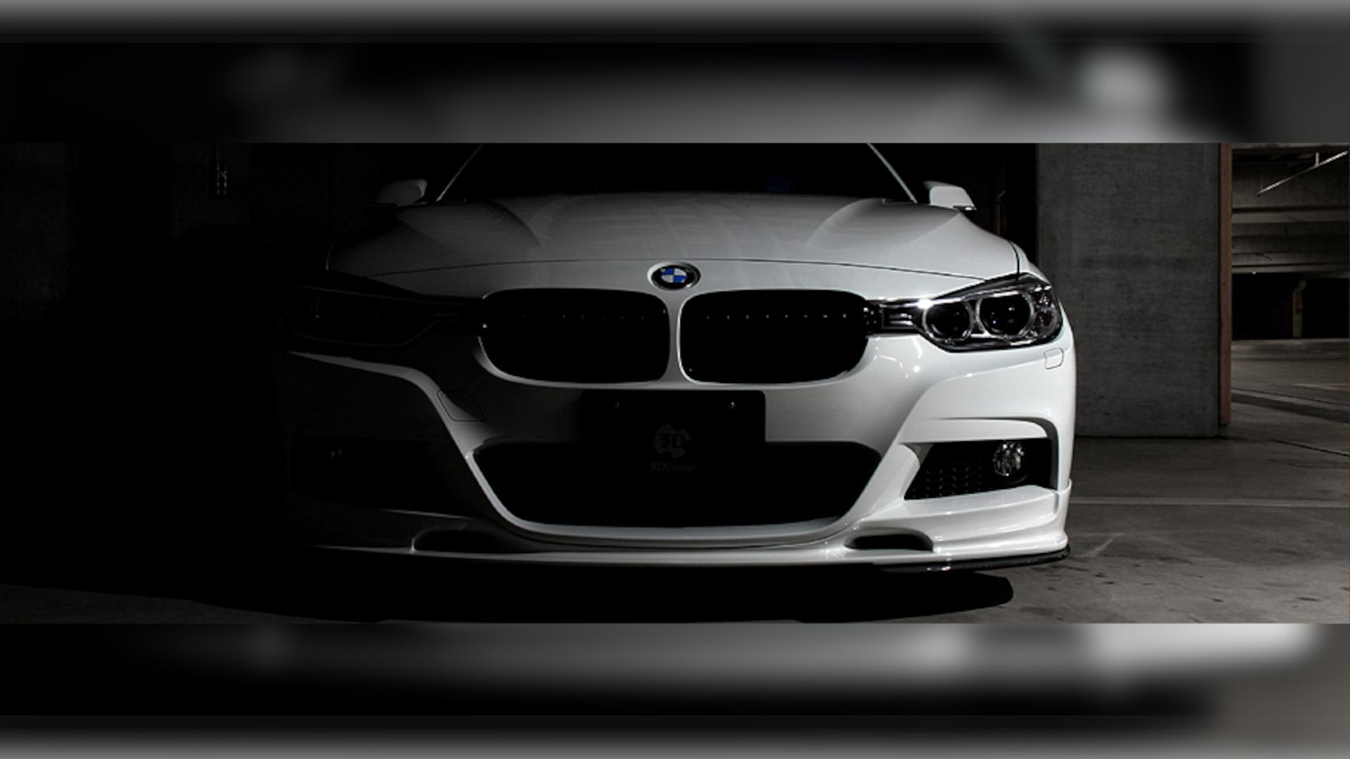 3D Design BMW 3 Series Sedan F30 M-Sport