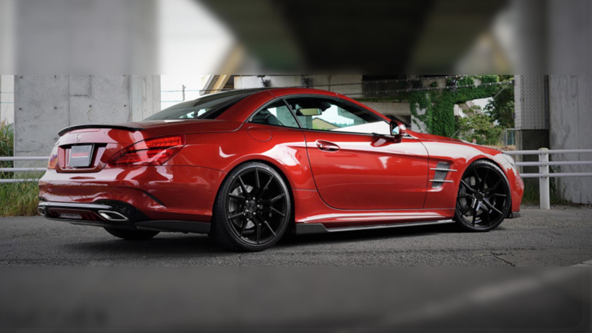 ESPRIT HYPNOTIZED Mercedes-Benz SL-Class