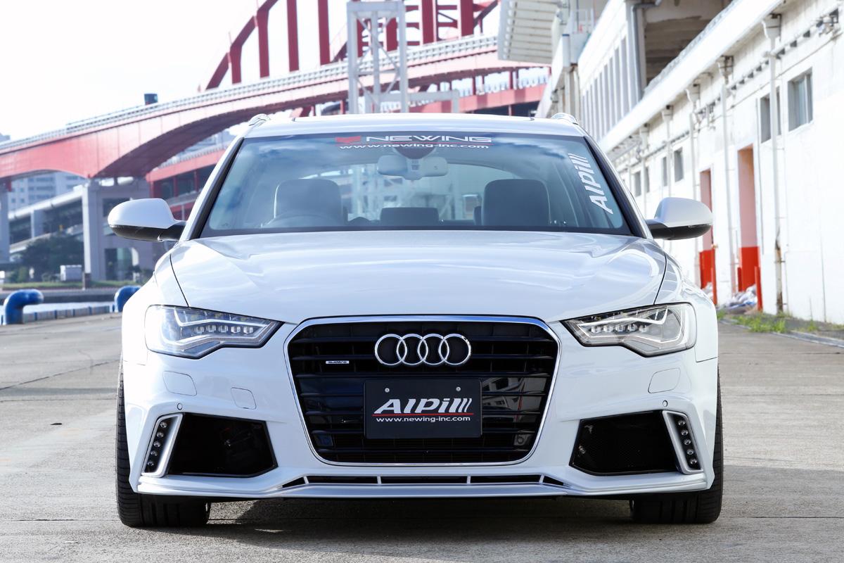 NEWING Alpil Audi S6/A6 Avant Body Kit