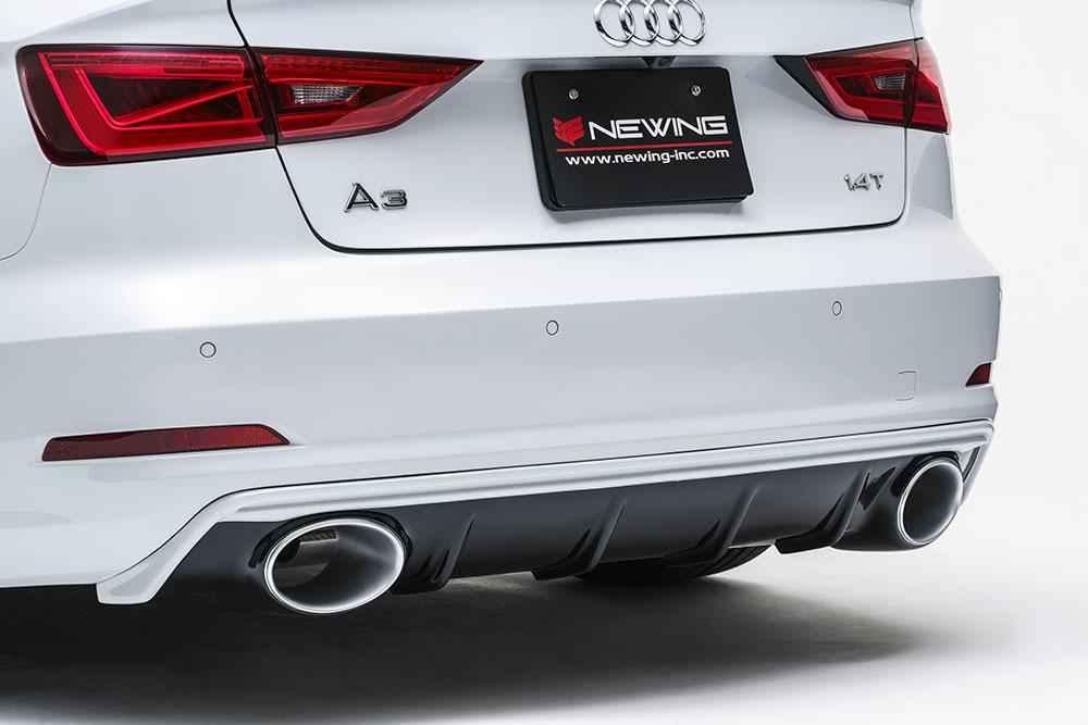 NEWING Alpil Audi A3 Complete Bodykit