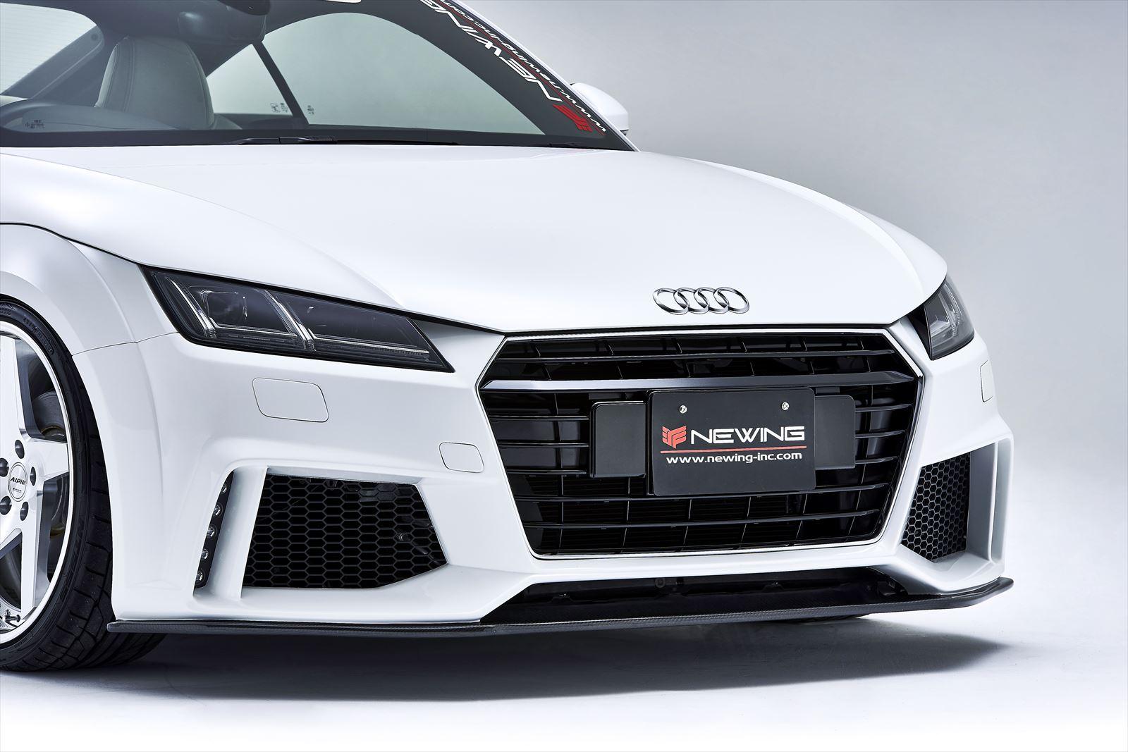 NEWING Alpil Audi TT Complete Bodykit