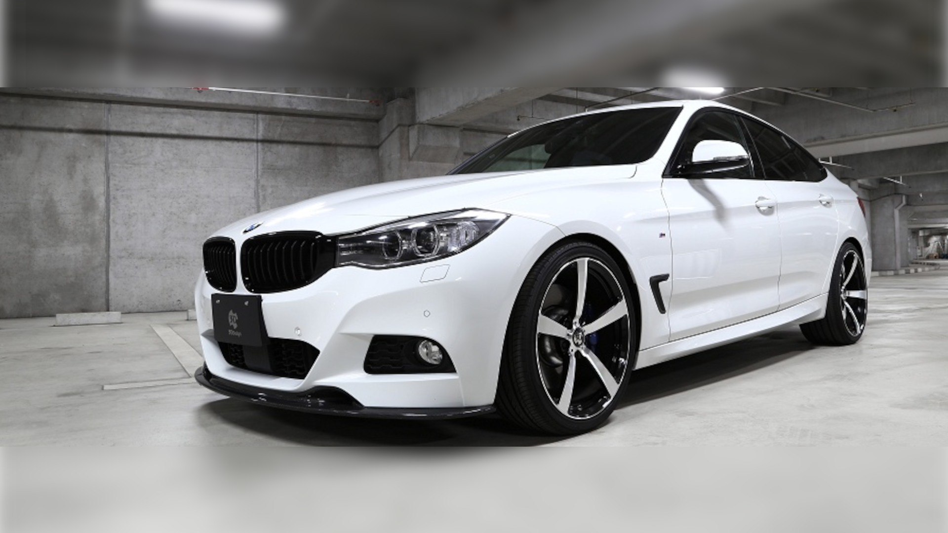 3D Design  F34 GT M-SPORT