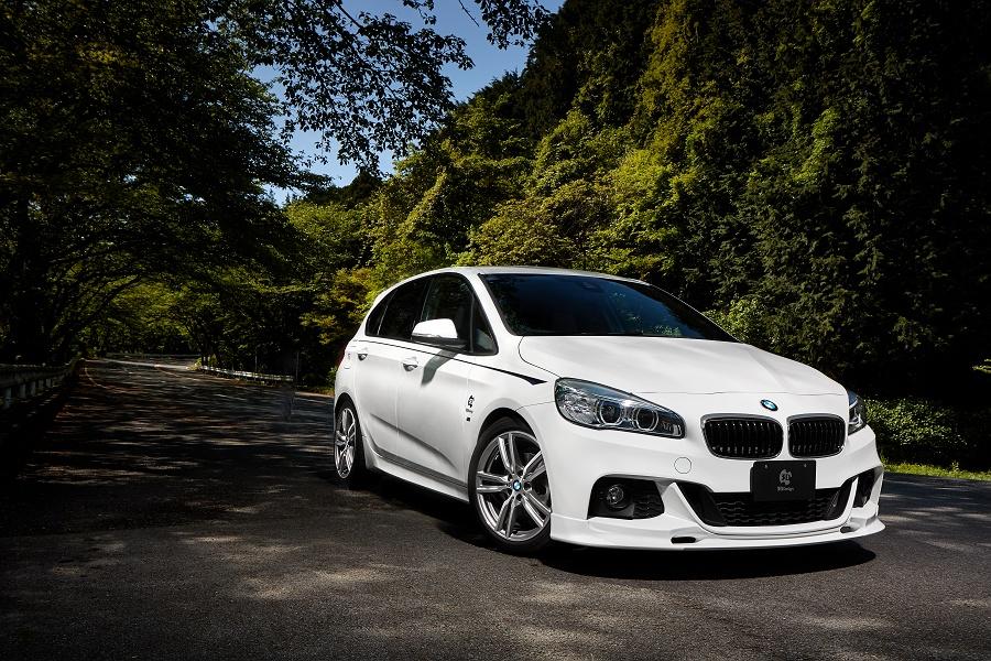 3D Design BMW 2 Series F45 M-Sport Body Kits