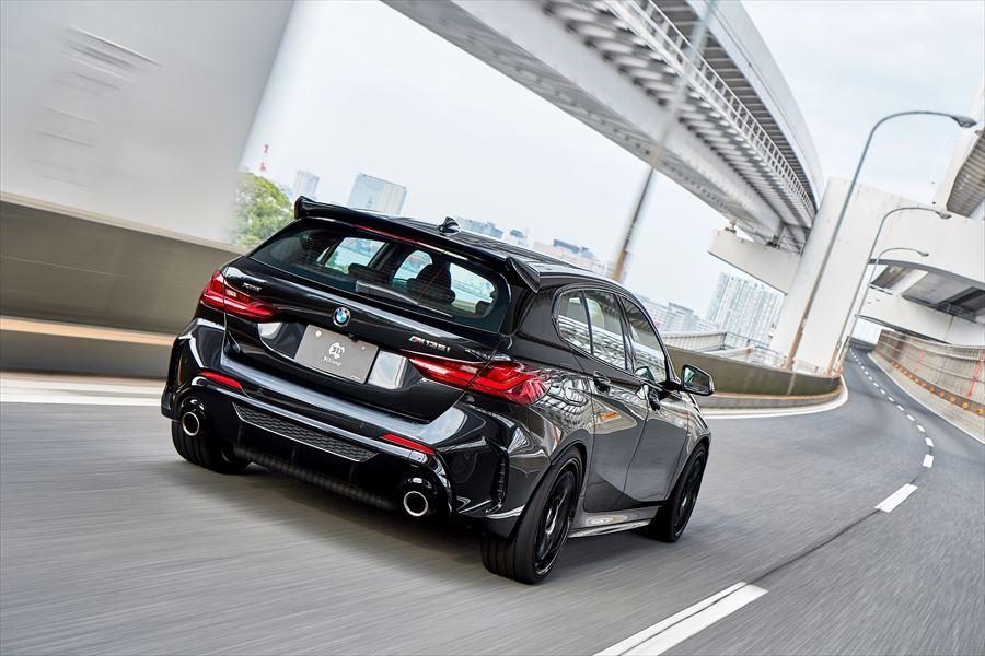 3D Design BMW 1 Series F40 M-Sport Bodykits
