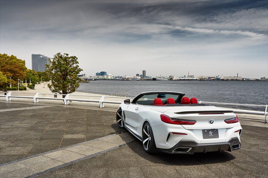 3D Design BMW 8 Series Cabriolet G14 M-Sport Bodykits
