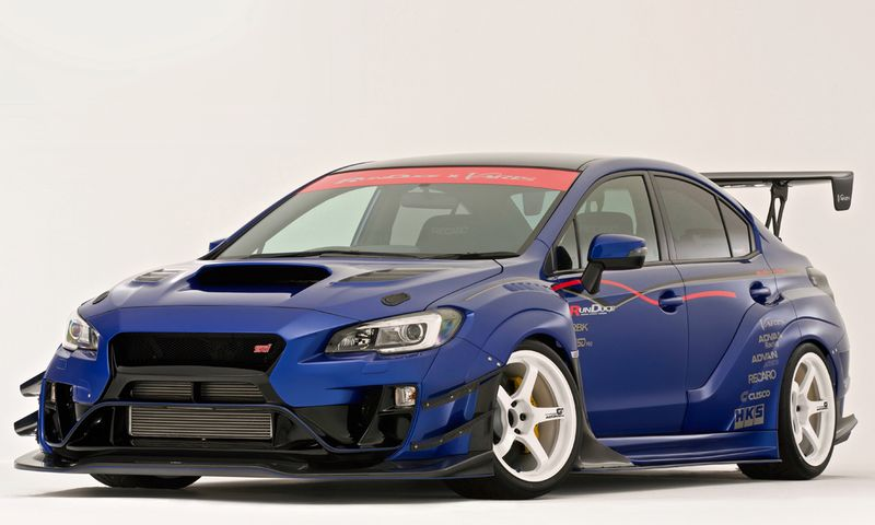 VARIS WIDE BODY KIT VAB WRX STI