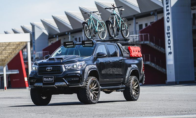 WALD SPORTS LINE BLACK BISON EDITION GUN125 HILUX (前期)