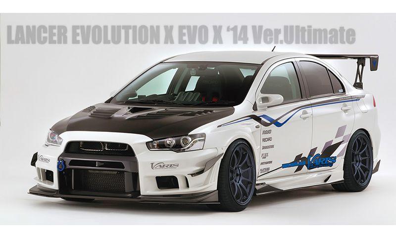 VARIS LANCER EVOLUTION X EVO X '14 Ver.Ultimate